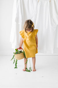 The Marigold Dress