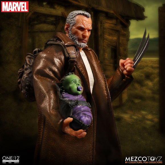 One:12 Collective - Old Man Logan