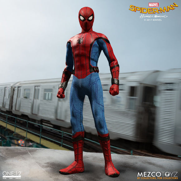 One:12 Collective - Spider-Man - Homecoming