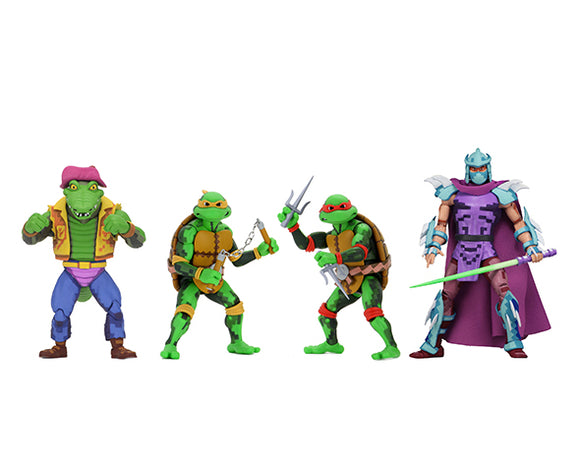 Teenage Mutant Ninja Turtles – 7″ Scale Action Figure – Turtles in Time Series 2 Assortment