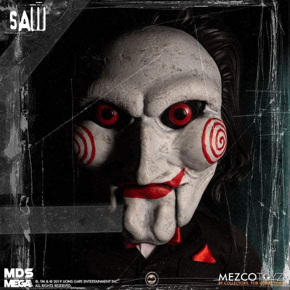 Mega Scale - Saw - Talking Billy