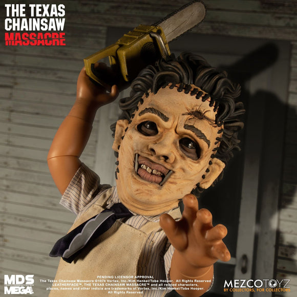 The Texas Chainsaw Massacre (1974): Leatherface with Sound