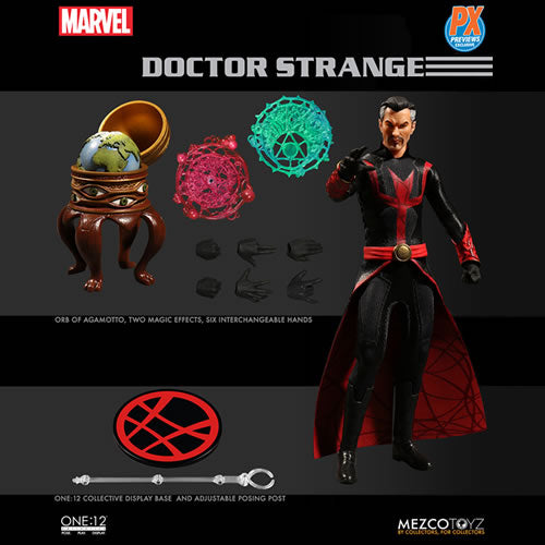 One:12 Collective - Dr. Strange PX