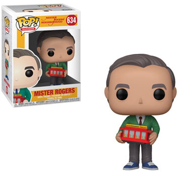 Pop! TV: Mr. Rogers Neighborhood - Mr. Rogers