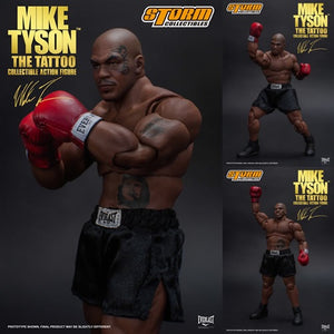 Storm Collectibles - 1:12 - Mike Tyson Final Round