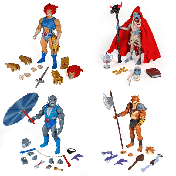 Thundercat Ultimate Figures - Wave 1