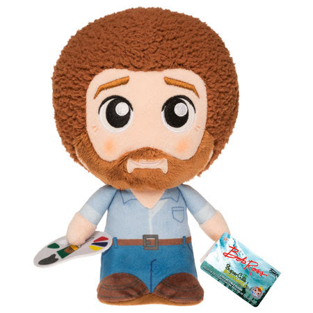 Supercute Plush: Bob Ross