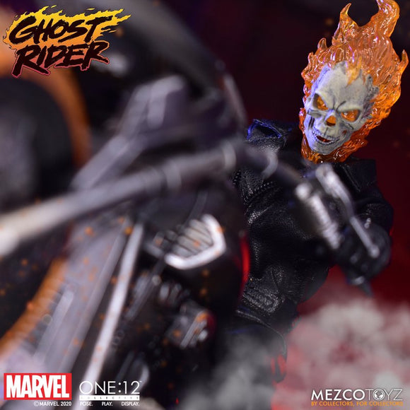 Ghost Rider & Hell Cycle Set