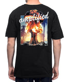 LIMITED Front/Rear logo Amplified Explosion T-Shirt