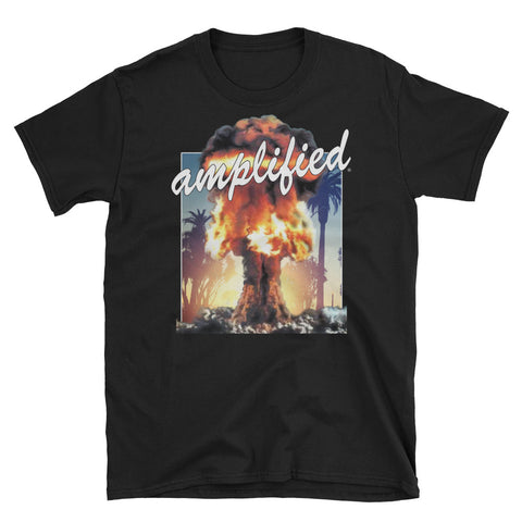 Amplified Explosion Tee Limited Re-Release NOW SHIPPING!
