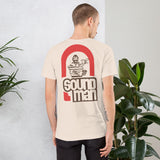 Soundman Bass Van, UNI-SEX, TAN, soft tee