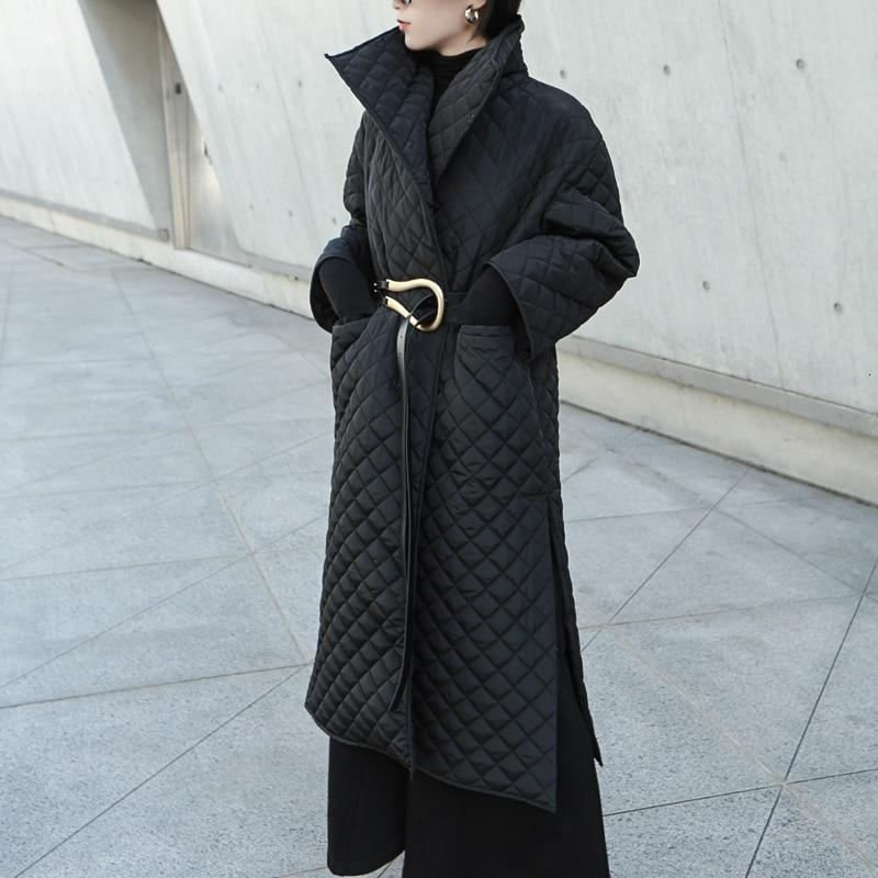 Terumi Oversized Cotton Padded Coat
