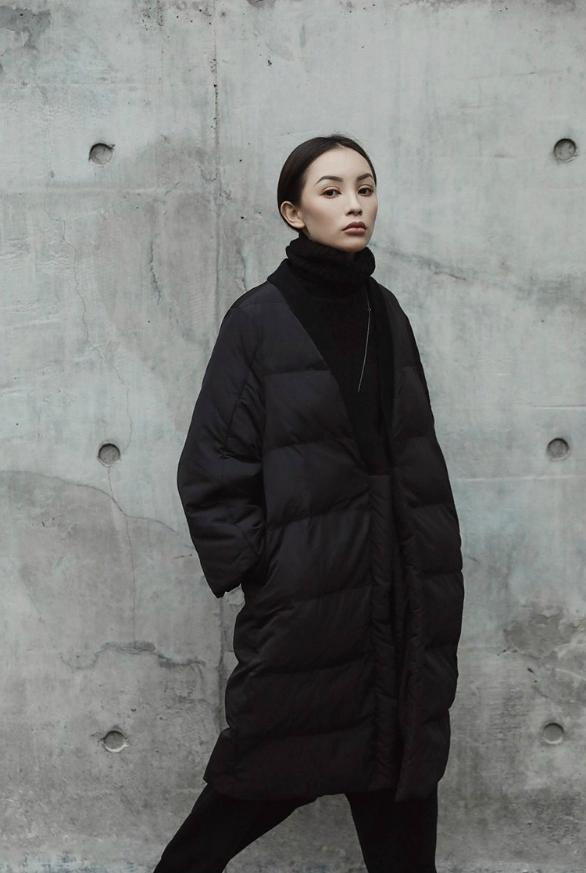 Ewart Wrap Puffer Coat