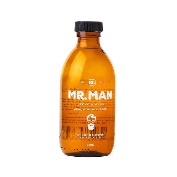Mr. Man - Shampoo Cabello y Barba