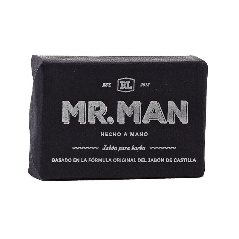 Mr. Man - Jabón Barba y Rasurado
