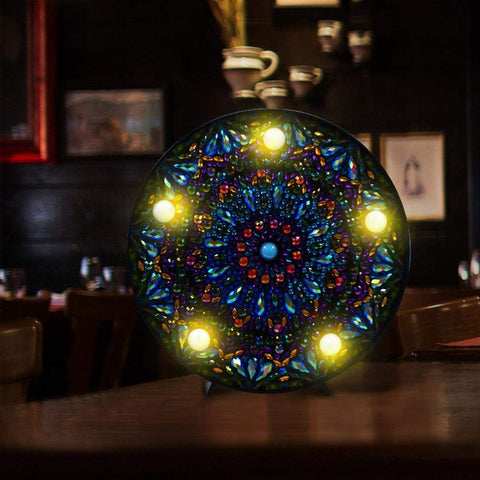 Diamond Painting Lights