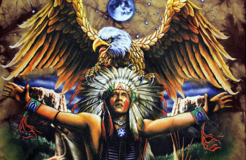 Diamond Painting Native American Indian - OLOEE