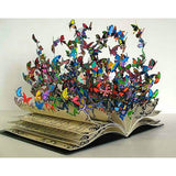 Diamond Painting Butterfly Book - OLOEE