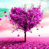Diamond Painting Heart Tree - OLOEE