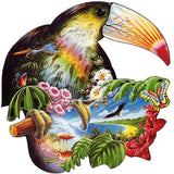Diamond Painting Tropical Toucan Bird - OLOEE