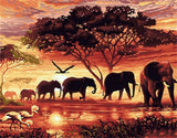 Diamond Painting Animals Journey - OLOEE