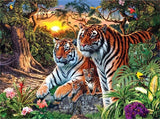 Diamond Oloee Tiger Forest: The Family - OLOEE