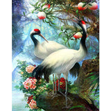 Diamond Painting Two Birds - OLOEE