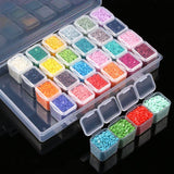 Diamond Painting 28 Slots Diamond Storage Box - OLOEE