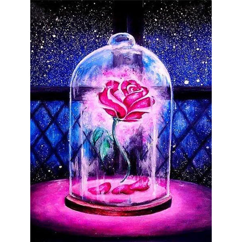 Diamond Painting Beauty Rose - OLOEE