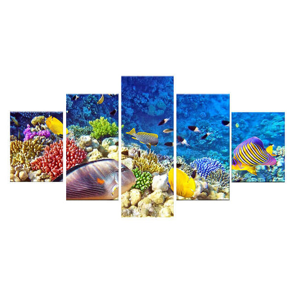 Diamond Painting Tropical Sea - OLOEE