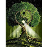 Diamond Painting Harmony Tree - OLOEE