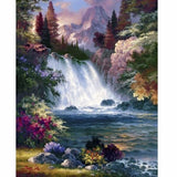 Diamond Painting Beautiful Falls - OLOEE