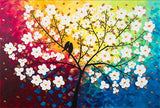 Diamond Painting Colorful Blossom Tree - OLOEE