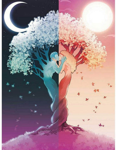 Sun And Moon Love Story