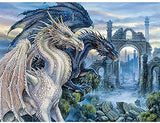 Diamond Painting Tale Of The Dragons - OLOEE