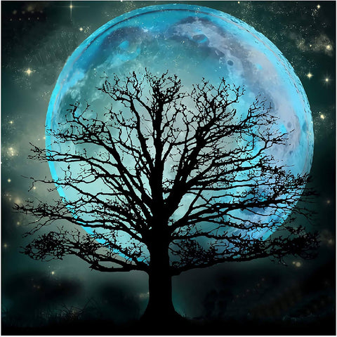 Full Moon Tree