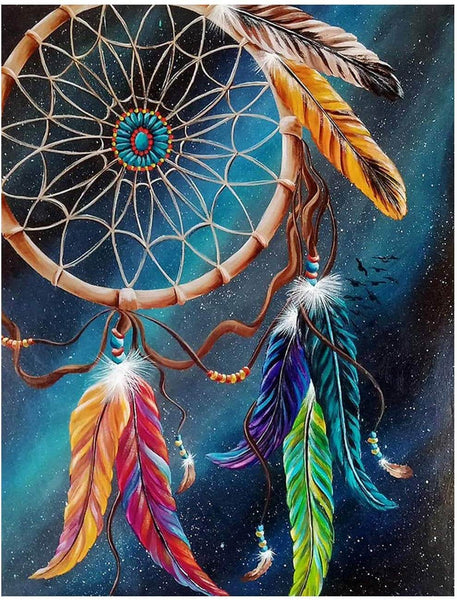 Diamond Painting Rainbow Dreamcatcher - OLOEE