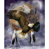 Diamond Painting Eagle Dreamcatcher - OLOEE