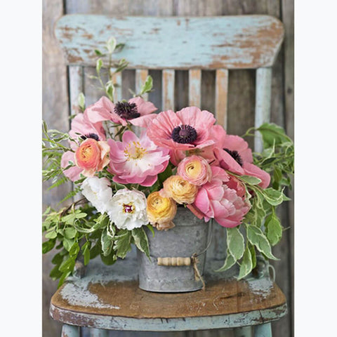 Rustic Easter Floral