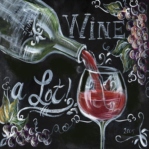Diamond Painting Wine Themed - OLOEE