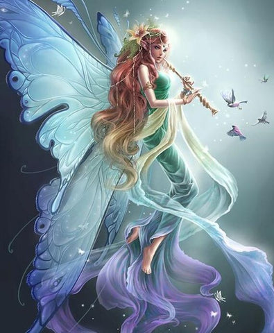 Diamond Painting Angel Fairy - OLOEE