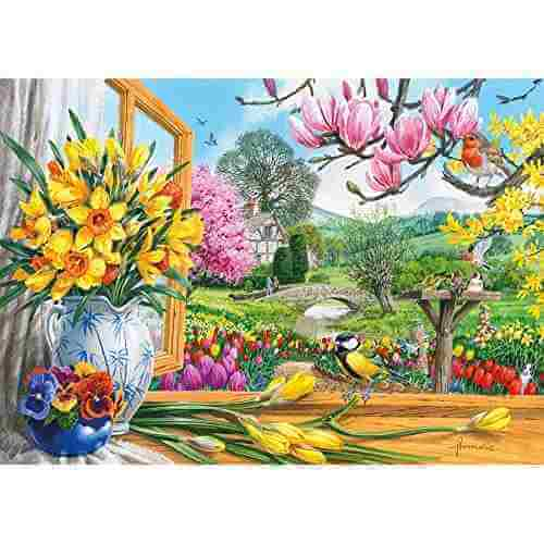 Diamond Painting Springtime - OLOEE