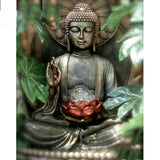 Diamond Painting Buddha 5 Luik - OLOEE