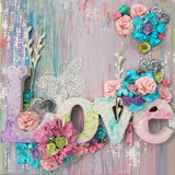 Diamond Painting Floral Love - OLOEE