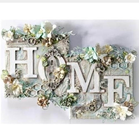 Diamond Painting Floral Home - OLOEE