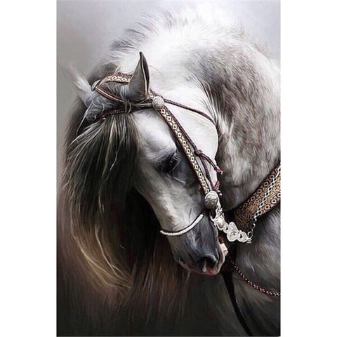 Diamond Painting Horse Animal - OLOEE