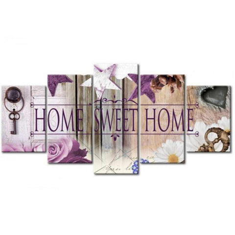 Diamond Painting Home Sweet Home - OLOEE