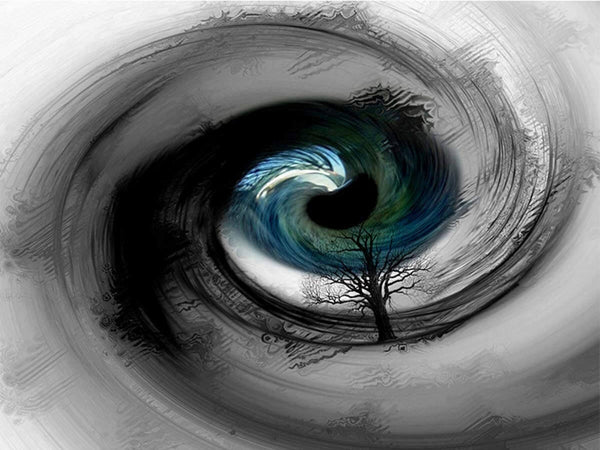 Diamond Painting Vortex Eye - OLOEE