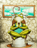 Diamond Painting Frog Art - OLOEE