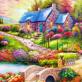 Diamond Painting Cottage Scenes - OLOEE